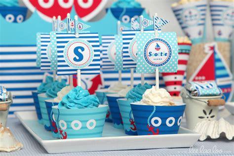 Sailboat Supplies by Kara S Party Ideas Nautical Sailboat Birthday Party