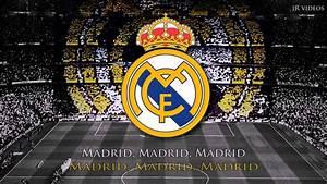 Hymne du Real Madrid (ES/FR paroles) - Anthem of Real ...  Real