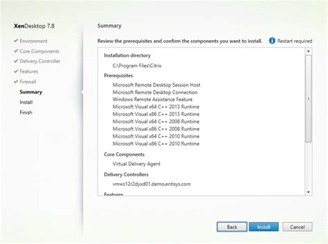 Citrix Xendesktop Resume by Installation And Configuration Of Citrix Xenapp Xendesktop 7 8 Appdisks And Appdna For A Basic
