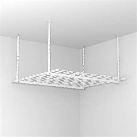 hyloft xl ceiling storage unit hyloft 00540 45 inch by 45 inch overhead storage system