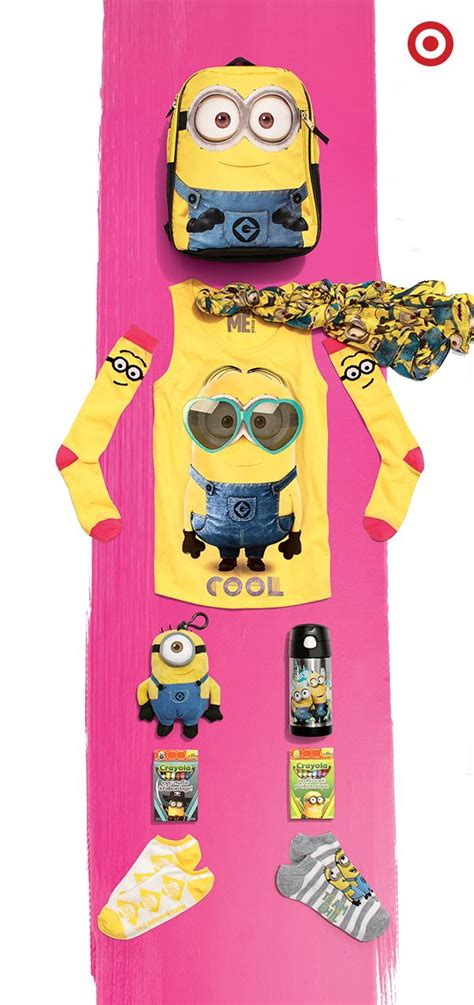 Have A Despicable Me Fan In The House? Deck Them Out In