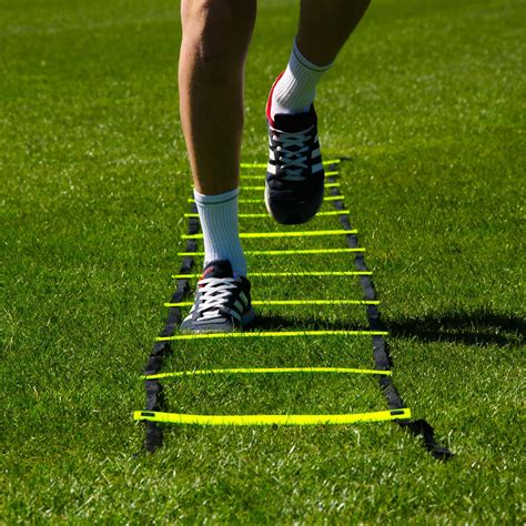 speed agility hockey training ladder net world sports