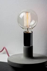 Lampe Ampoule Filament : cr ez une ambiance retro gr ce l 39 ampoule led filament the blog d co ~ Teatrodelosmanantiales.com Idées de Décoration