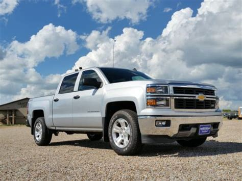 Find Used Hail Sale New 2014 Chevy 1500 Crewcab 4x4 All