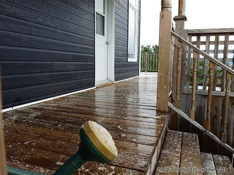 Cleaning Deck With Solution by How To Clean Your Deck Cleaning Deck Before Staining
