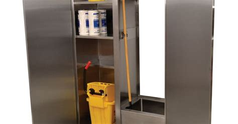 no janitor closet no problem advance tabco introduces