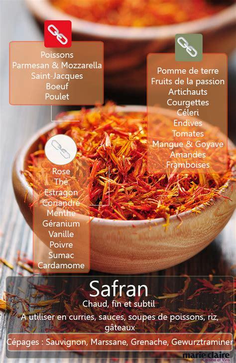 comment utiliser le safran en cuisine cuisine et vins de