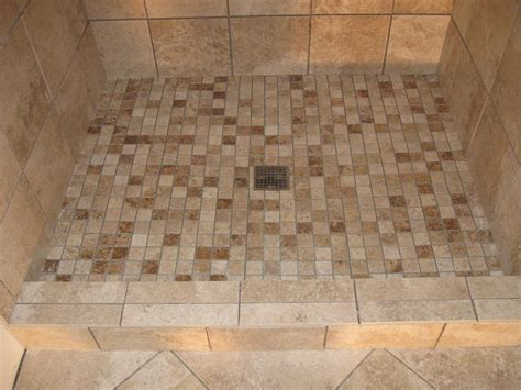 pictures of bathroom tile designs shower pan studio