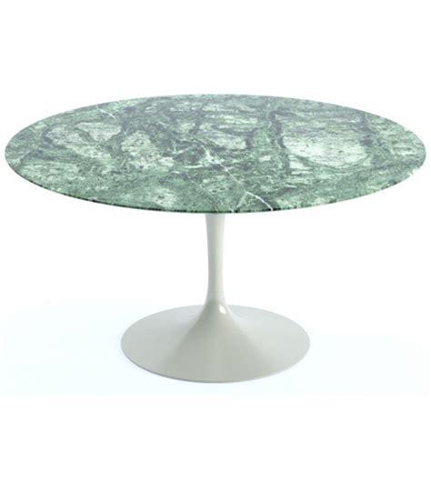 tavoli knoll saarinen tavolo rotondo in marmo knoll milia shop