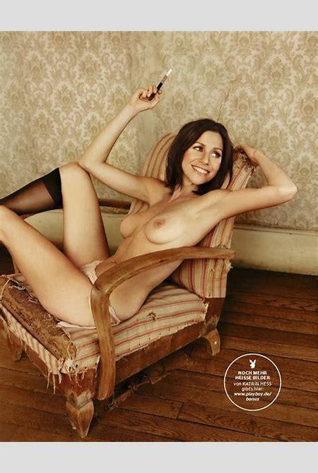 Katrin Heß Nude for Playboy - Celebrity Leaks