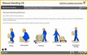 Manual Handling Online Course  Uk