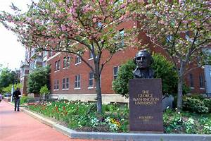 George Washington University Has for Years Claimed to be ...