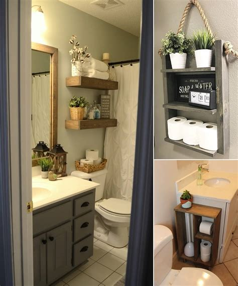 diy wood projects   bathroom