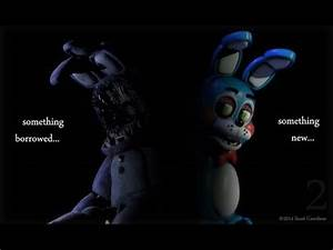 Five Nights at Freddy's 2 (Night 3) *Something borrowed ...
