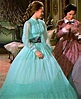 Sissi's (Elisabeth of Austria) turquoise gown - Sissi, The ...