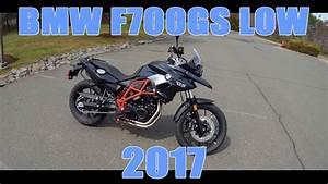 Bmw F700gs 2017 : 2017 bmw f700gs low 2017 700 youtube ~ Dode.kayakingforconservation.com Idées de Décoration