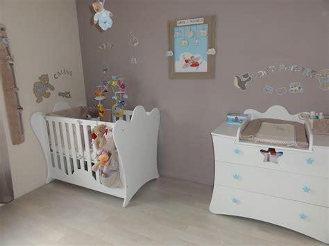 déco chambre de bébé décoration d 39 une chambre de bébé king blanche par chloé