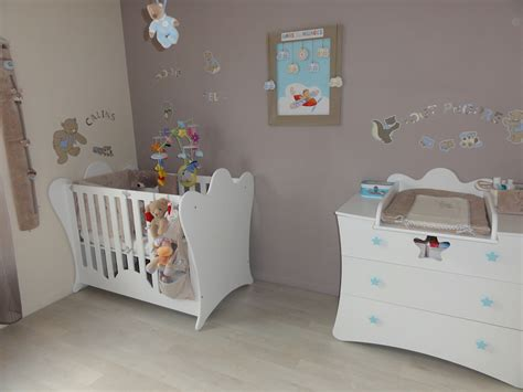 photo chambre bébé garçon idee decoration chambre bebe garcon visuel 4