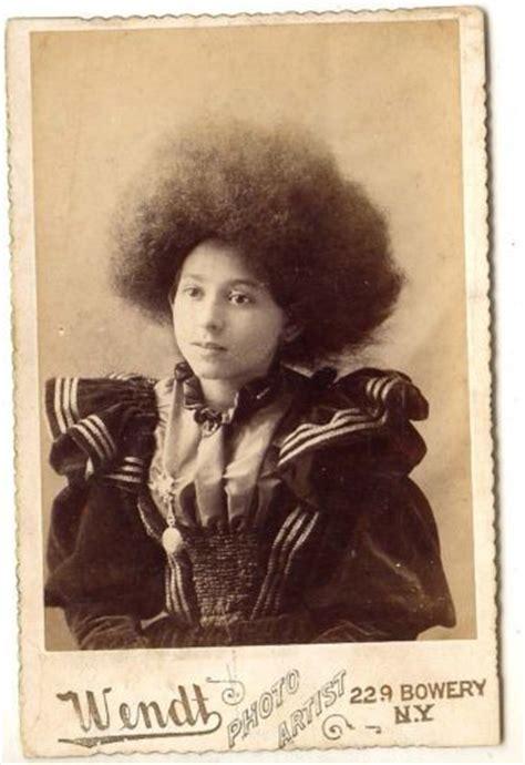 hair photo  young circassian girl frieda moritz