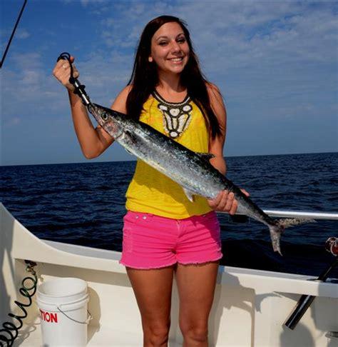 king mackerel fishing  orange beach fishing