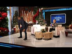 Usher Plays 'Heads Up!' with Ellen - YouTube