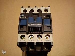 Contacteur Lc1 220 T U00e9l U00e9m U00e9canique