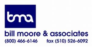 Bill Moore & and Associates BMA Retail Sign Design Graphic