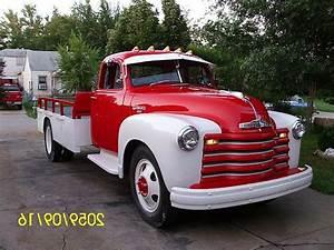 1950 Chevy Panel Trucks
