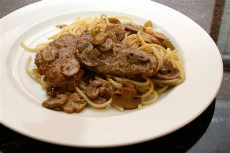 veal marsala easy veal marsala with mushrooms recipe