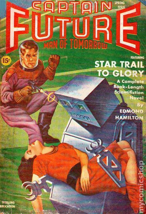 Captain Future (1940 Pulp) Comic Books