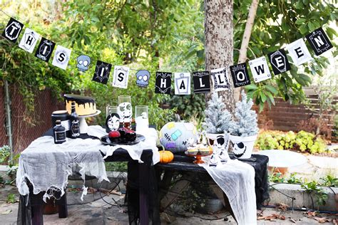 halloween banner disney family