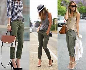 1001 idees pour quoi mettre avec un pantalon kaki With quelle couleur marier avec le gris 5 comment porter le rose en hiver bien habillee