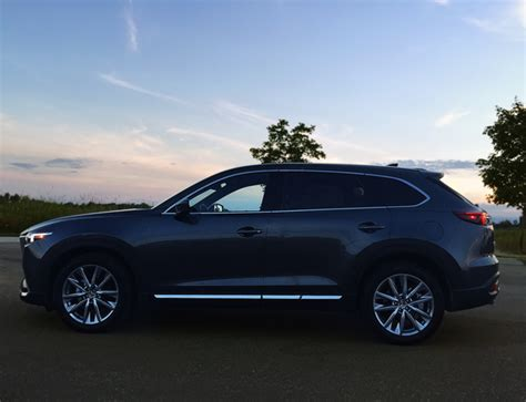 mazda cx 3 signature review 2017 mazda cx 9 signature canadian reviewer reviews news and opinion with a