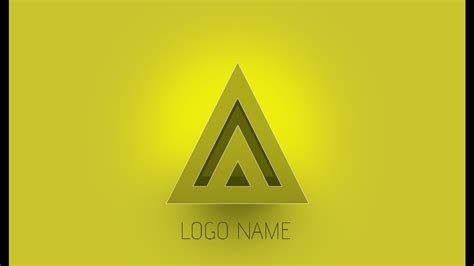 how to make 3d logo illustrator photoshop cc tutorial viyoutube