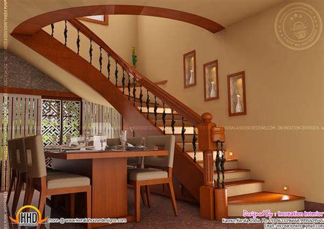 Beautiful home interiors - Kerala home design and floor plans