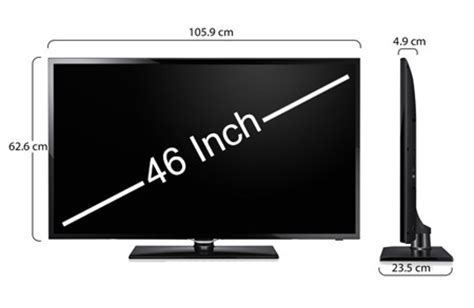 Souq   Samsung 46 Inch Full HD Smart LED TV 46F5300   UAE