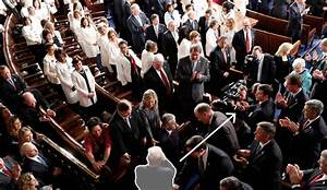 Congress's telling body language during six key moments of ...