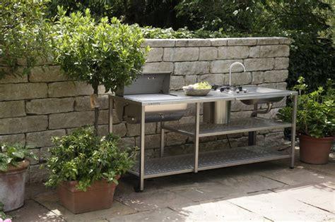 Edelstahl Outdoor Küche by Outdoor K 252 Che Zinsser Gartengestaltung Schwimmteiche