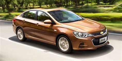 El Chevrolet Cavalier 2018 se presentará en México como ...