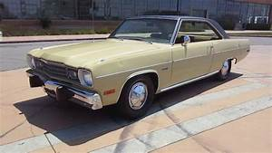 1973 Tan Plymouth Scamp Walkaround