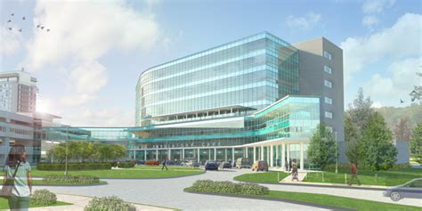 Uconn Health Center Front Desk by Work Begins On Health Center S Outpatient Care Building