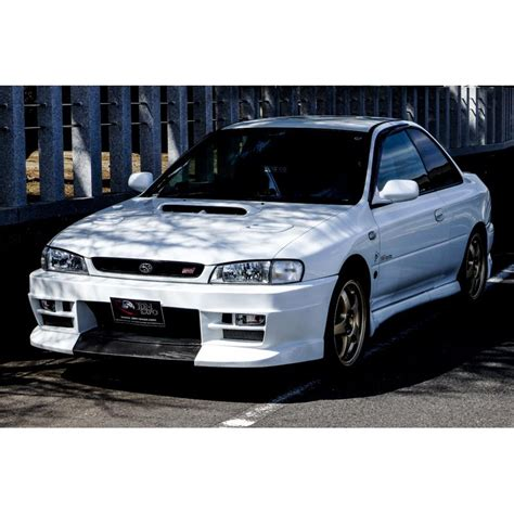jdm subaru subaru impreza sti type r for sale at jdm expo japan