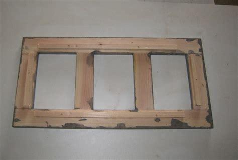 cadre photo multi vues en bois