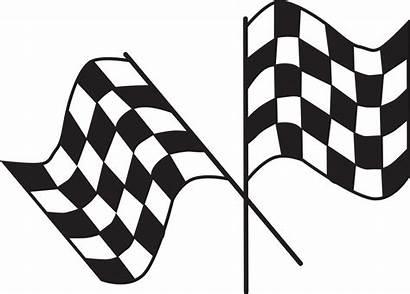 Flags Race Svg Cut Cart