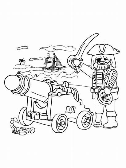 Playmobil Coloring Pages Printable Bright Choose Colors