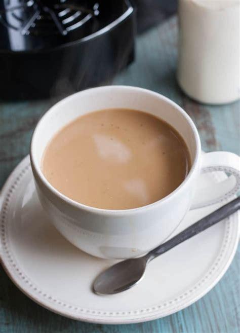 %name How To Make Vanilla Coffee   Vanilla Bean Cream Coffee   Sweetphi