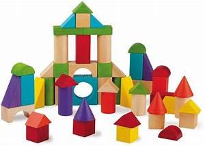 Cube En Bois Bébé : jeux de construction ~ Dallasstarsshop.com Idées de Décoration