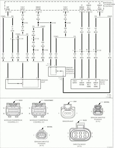1999 Dodge Intrepid Headlight Wiring Diagram by 2004 Dodge Durango Engine Diagram Automotive Parts