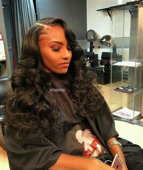 Sew In Hairstyles For Prom by Yafavpinner Hurr In 2019 Hair Styles