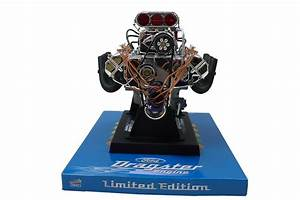Ford 427 Sohc Top Fuel Dragster Engine Model 1 6 Moving